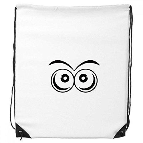 DIYthinker Vector Eye Dekoration Muster-Rucksack Einkaufssporttaschen Geschenk