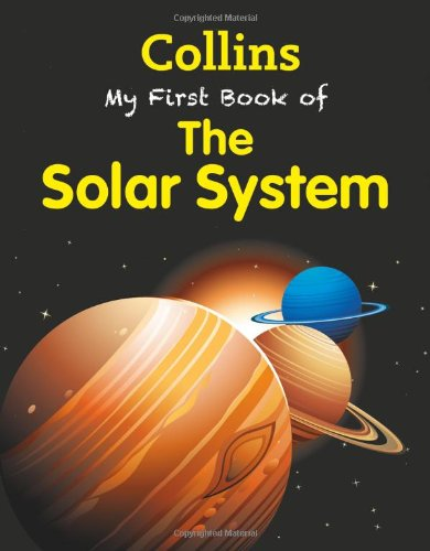 My First Book of the Solar System (My First)