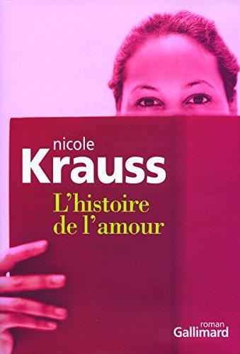 L'histoire de l'amour par Nicole Krauss