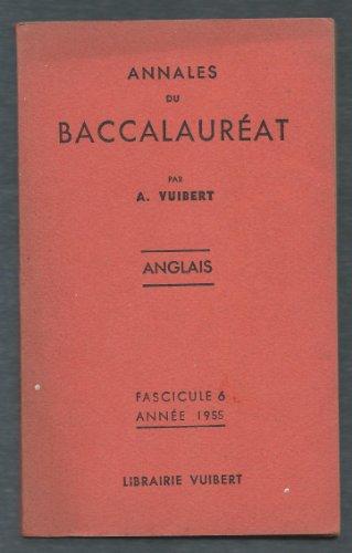 annales-du-baccalaurat-anglais-fascicule-6-anne-1955