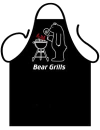 Tablier, Bear Grills
