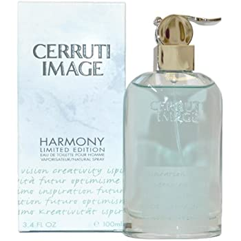 Cerruti Image Harmony Limited Edition Eau de Toilette for Men - 100 ml