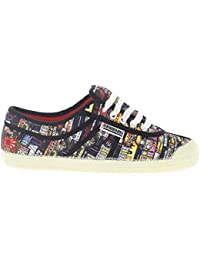 Sneakers multicolore per unisex Kawasaki tAoanFx