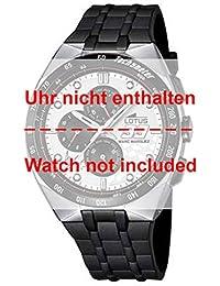 Lotus Watches Marc Marquez 18236 18238 - Correa de Repuesto para Reloj  (Caucho) b0d9203f52fa