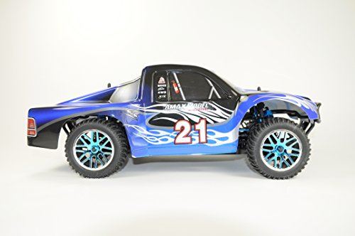 RC Auto kaufen Short Course Truck Bild 2: Amewi 22069 Short Course Truck Brushless 4WD, 2 4GHz, M1 10*