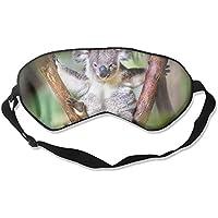 Koala 99% Eyeshade Blinders Sleeping Eye Patch Eye Mask Blindfold For Travel Insomnia Meditation preisvergleich bei billige-tabletten.eu