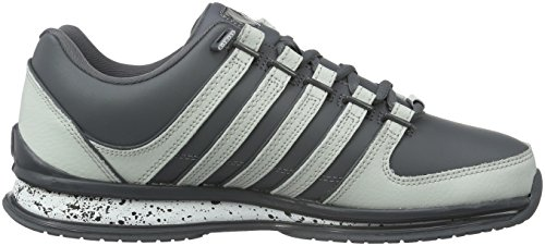 K-Swiss Rinzler SP Speckle, Baskets Basses Homme Gris (Castle Gray/Dawn Blue 063)