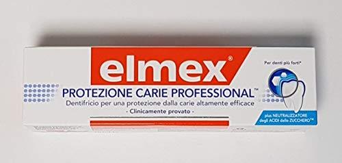 Scheda dettagliata Elmex Dentifricio, Protezione Carie Professional