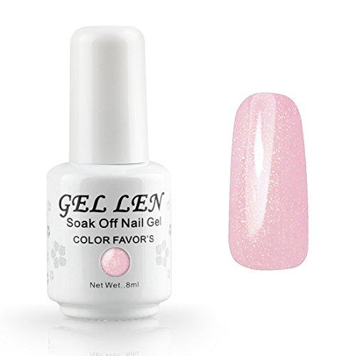 gellen-8ml-smalto-per-unghie-semipermanente-shellac-lampada-uv-gel-colori-a-nail-polish-192