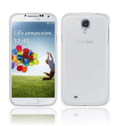Samsung Galaxy S4 i9500 NOVAGO Coque ultra transparente rigide et solide