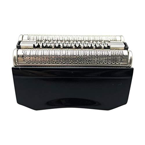 Ersatzscherfolie,Ersatzkopf für Elektrorasierer,für Braun Series 7 70S Ersatzkopf für Folie und Cutter, Kompatibel Mit Modellen 790CC, 7865CC, 7899CC, 7898CC, 7893S,760CC, 797CC, 789CC (Black)