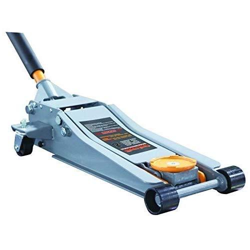 Cric/sollevatore/martinetto idraulico a carrello 3t/3000kg con profilo extrabasso - mod. b