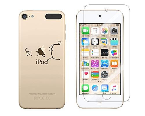NOVAGO - Carcasa de Gel para iPod Touch 7