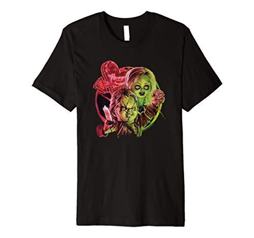 Bride of Chucky Honeymoon Sweet T-Shirt