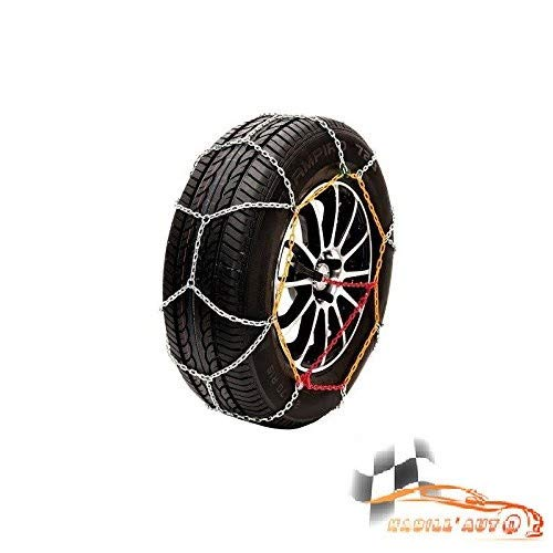 HABILL-AUTO Chaines Neige Manuelle 9mm 225/75 R16-225 75 16-225 75 R16