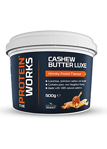 THE PROTEIN WORKS Cashew Butter Luxe, 500 g
