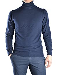 Guess Homme MCBI143006O Bleu Laine Maille