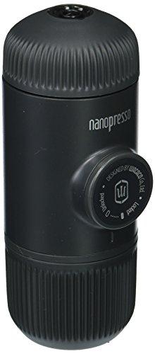 wacaco nanopresso actualización para minipresso portátil Manual Cafetera de espresso Funda protectora incluye 18barras (261PSI) presión máxima botella de viaje