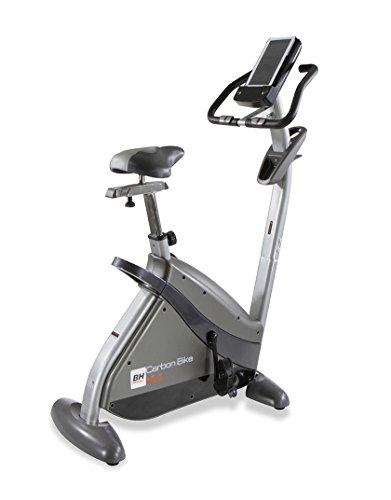 Bh Fitness - Bicicleta estática i.carbon bike dual + dual kit be