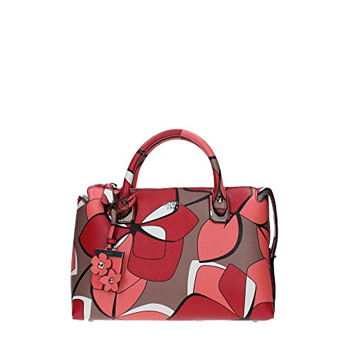 Guess FF662806 Sac À Main Femme Red multicolor