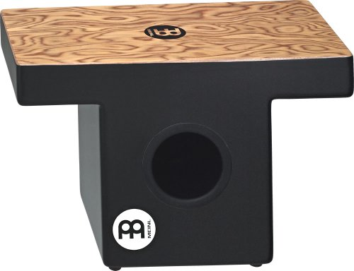 Meinl Percussion TOPCAJ1MB - Cajón color plateado