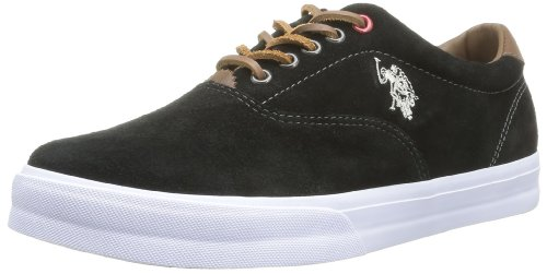US Polo Assn Dalan 1 Suede, Baskets mode homme