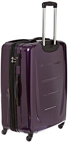 Samsonite Winfield Hardside Luggage (28 Inch, Purple)