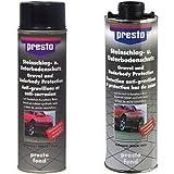 Spray Protezione sottoscocca - colore nero - Con apposito erogatore spray