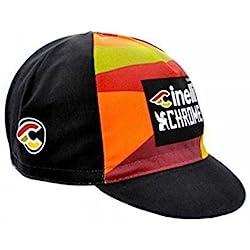 Cinelli–Sistema antivibración para bicicleta sombrero gorra Vintage Collection Cinelli7273equipo estilo cromado