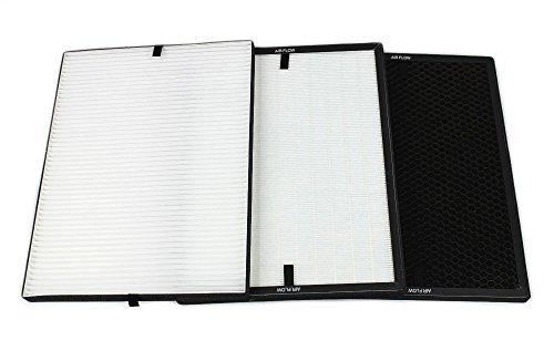 Filtersatz für Luftreiniger B-C03 Vorfilter HEPA Aktivkohle/Fotokatalyse Filter