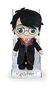 Famosa Softies - Peluche Harry Potter Ministerio de la Magia, 28 cm, Multicolor (Famosa 760018185)