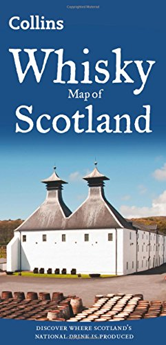 Preisvergleich Produktbild Whisky Map of Scotland (Collins Pictorial Maps)