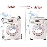 Leoie 4pcs/Set Anti-Vibration Pad Washer Anti-Slip Mats Shock Absorbers Noiseless Pad for Washing Machine