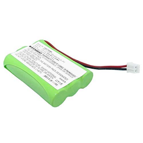 subtel® Akku kompatibel mit Motorola MBP33 MBP36 MBP36PU,kompatibel mit Graco iMonitor Vibe,2791, A3940, kompatibel mit Summer Baby Video Monitor (700mAh) CB94-01A,TFL3X44AAA900 Ersatzakku Batterie