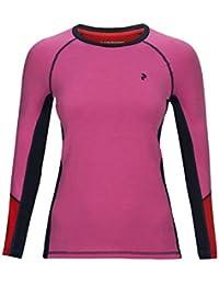 7625b1f94b8 Peak Performance Magic T-Shirt à Manches Longues pour Femme