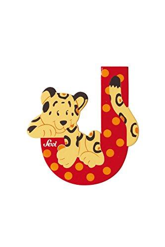 Trudi 81610 - Buchstabe Jaguar J