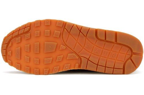 Nike Air Max 1 PRM Tessile Scarpe ginnastica Nero (nero)