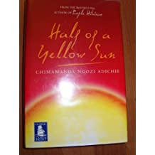 Half of a Yellow Sun Large Print