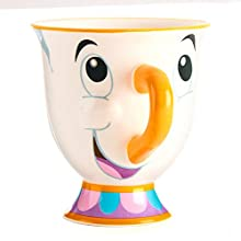 Beauty and the Beast Chip Mug - Officially Licensed Disney Merchandise