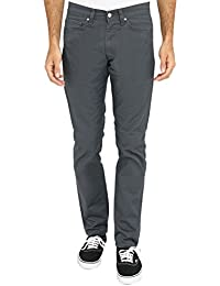 CARHARTT WIP - Jean - Homme - Jean 5 poches Gris anthracite Vicious pour homme