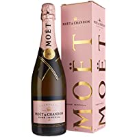 Moët & Chandon Impérial Rosé Champagner in Geschenkverpackung (1 x 0.75 l)