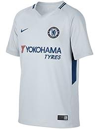 Nike CFC Y NK BRT STAD JSY SS AW Camiseta 2ª equipación Chelsea FC 17-