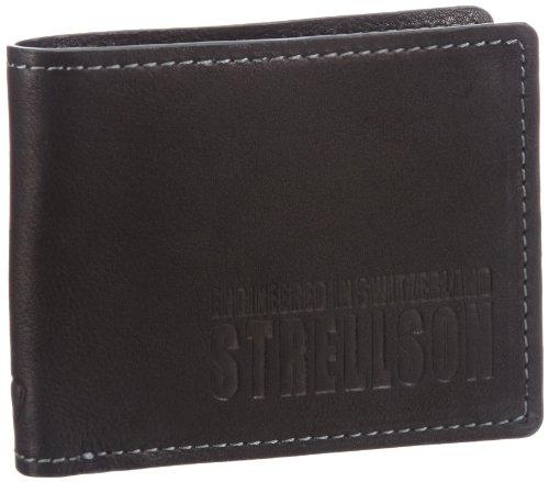 Strellson London Bridge Billfold H7 4010000045 Herren Geldbörsen 13x10x1 cm (B x H x T) Braun/Dark Brown 13x10x1 cm (B x H x T) London Geldbörse