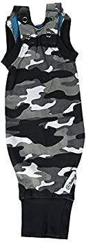 Suitical Recovery Suit for Cats XX-Small in Black Camo. Professional alternative to the Cone of Shame. Suitable for wound and Bandage protection, Hotspots, Skin Diseases. Recommended and used by thousands of pet owners and vets worldwide.