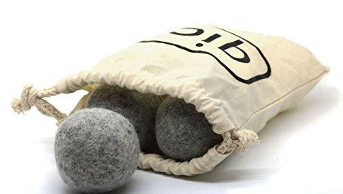 qico Katzenspielzeug – 6 Stück Handgemachte Katzenbälle Soft – mit Praktischem Aufbewahrungsbeutel – Katzenspielzeug Set für Kleine und große Katzen
