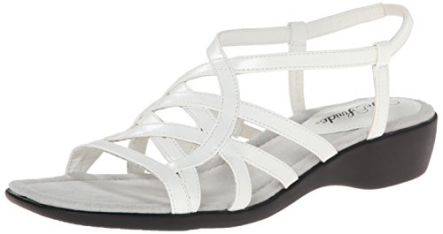 Life Stride Tandie Large Synthétique Sandale white
