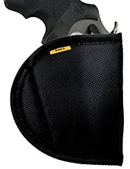 """Tagua Gunleather RE-3B Original """"No Clip"""" 357 Sig/Walther PPK/PPKS Holster, Black by Gun Accessory Supply"""