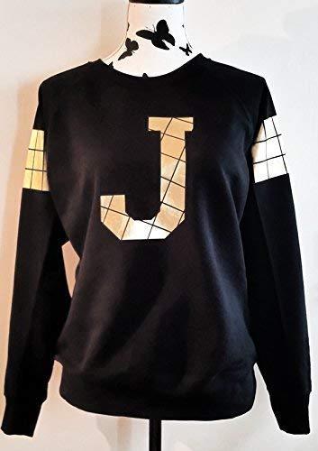 en Sweatshirt Buchstaben Print ()