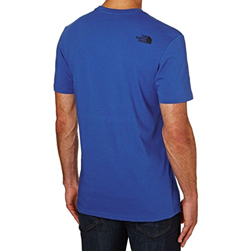 The North Face Herren T-Shirt M Shortsleeve Fine Tee Multicolour