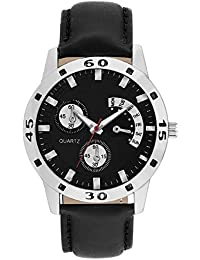 A R Sales Black Dial Analog Watch For Boys And Mens AR-207A